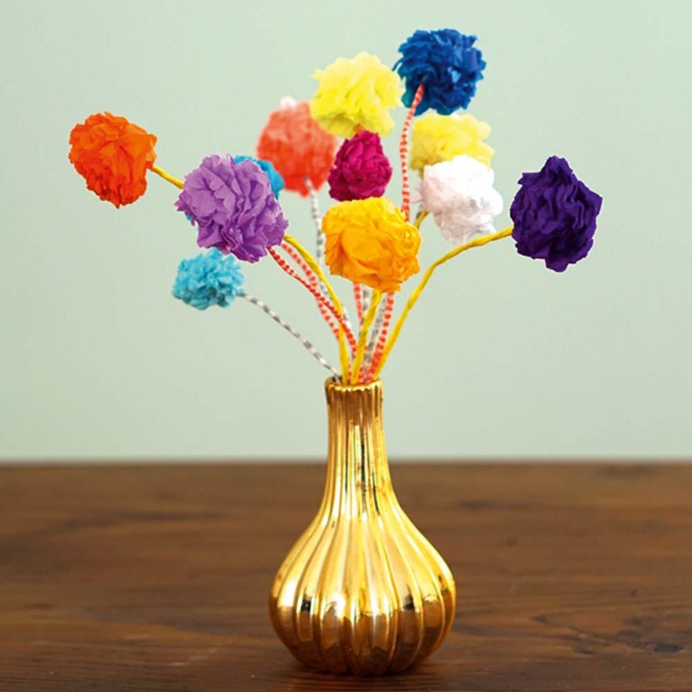 Blumen aus Seidenpapier | Lilli + Luke