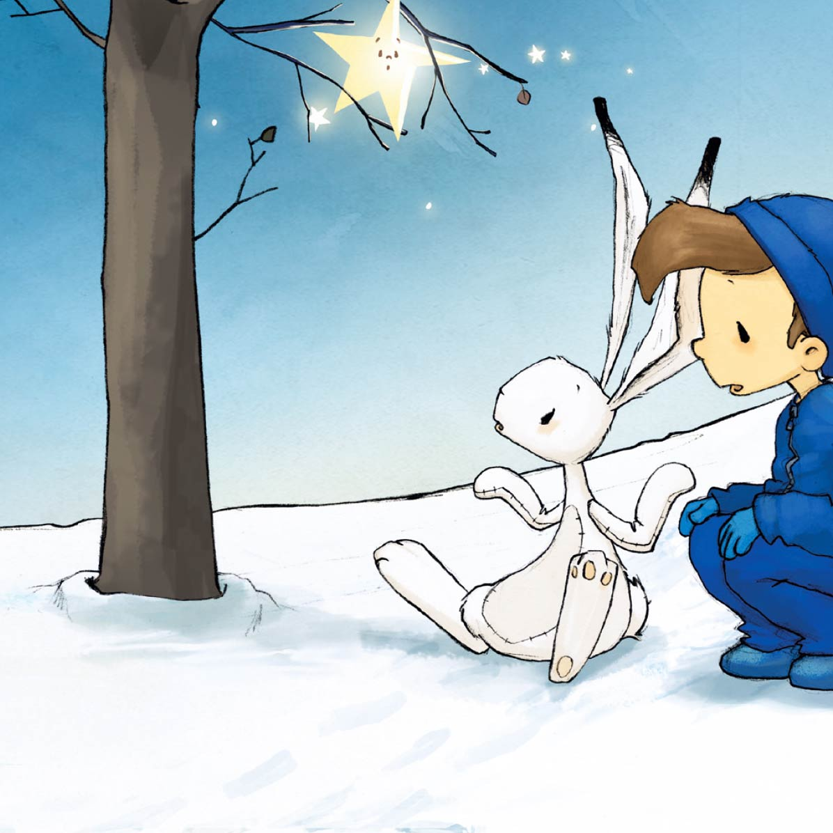 Märchen & Kindergeschichten lesen / Lilli & Luke