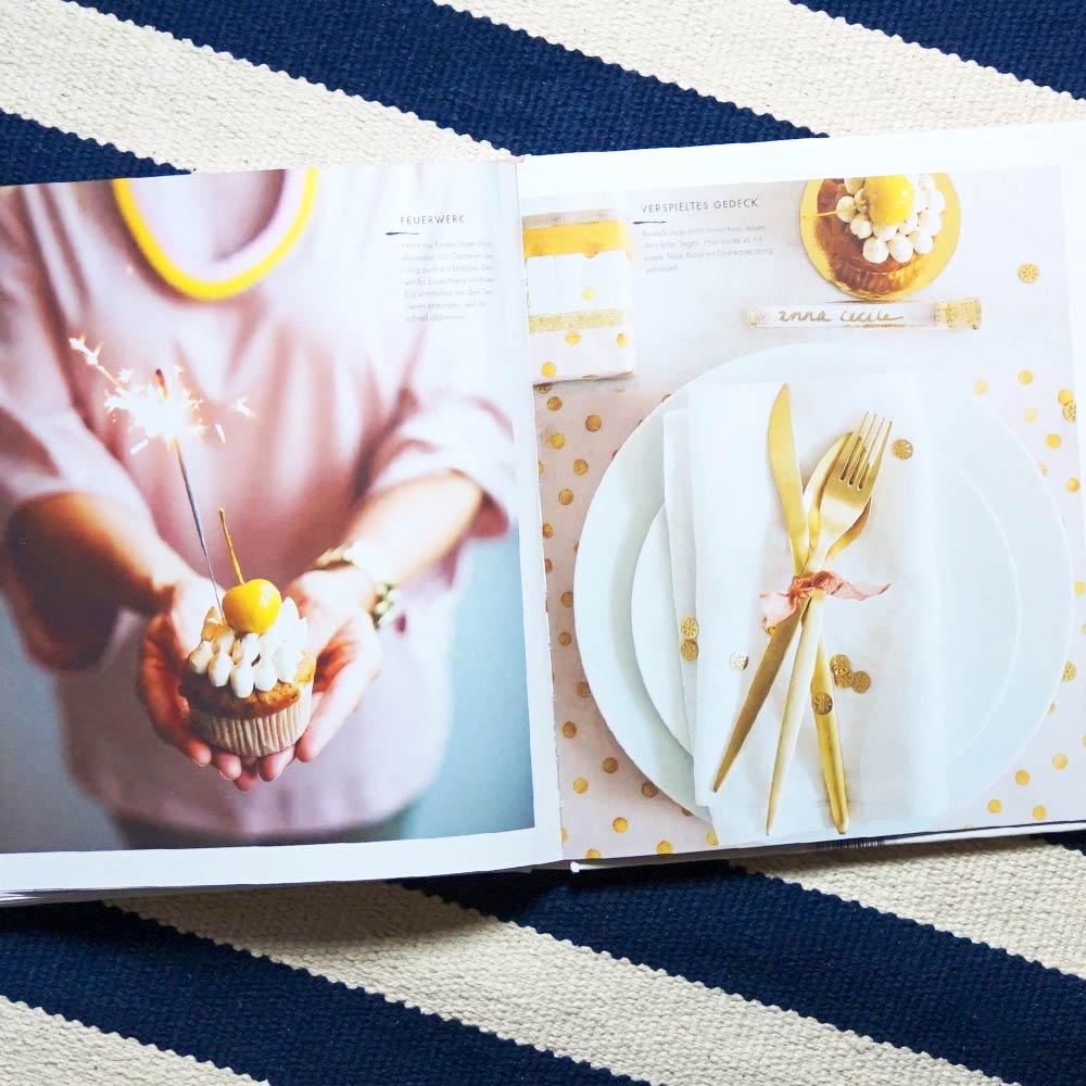Buch Feierlaune / Lilli & Luke