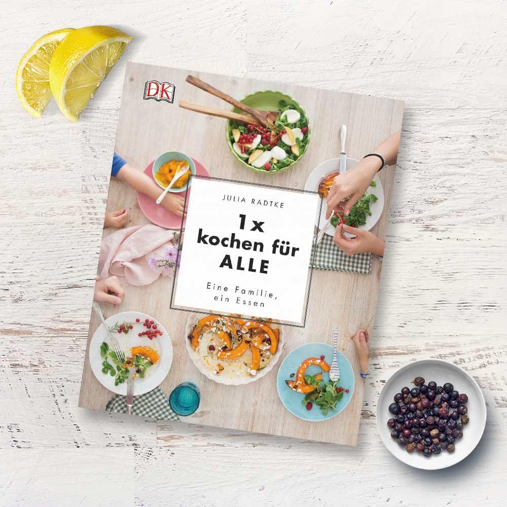 1 x kochen für Alle / Lilli & Luke