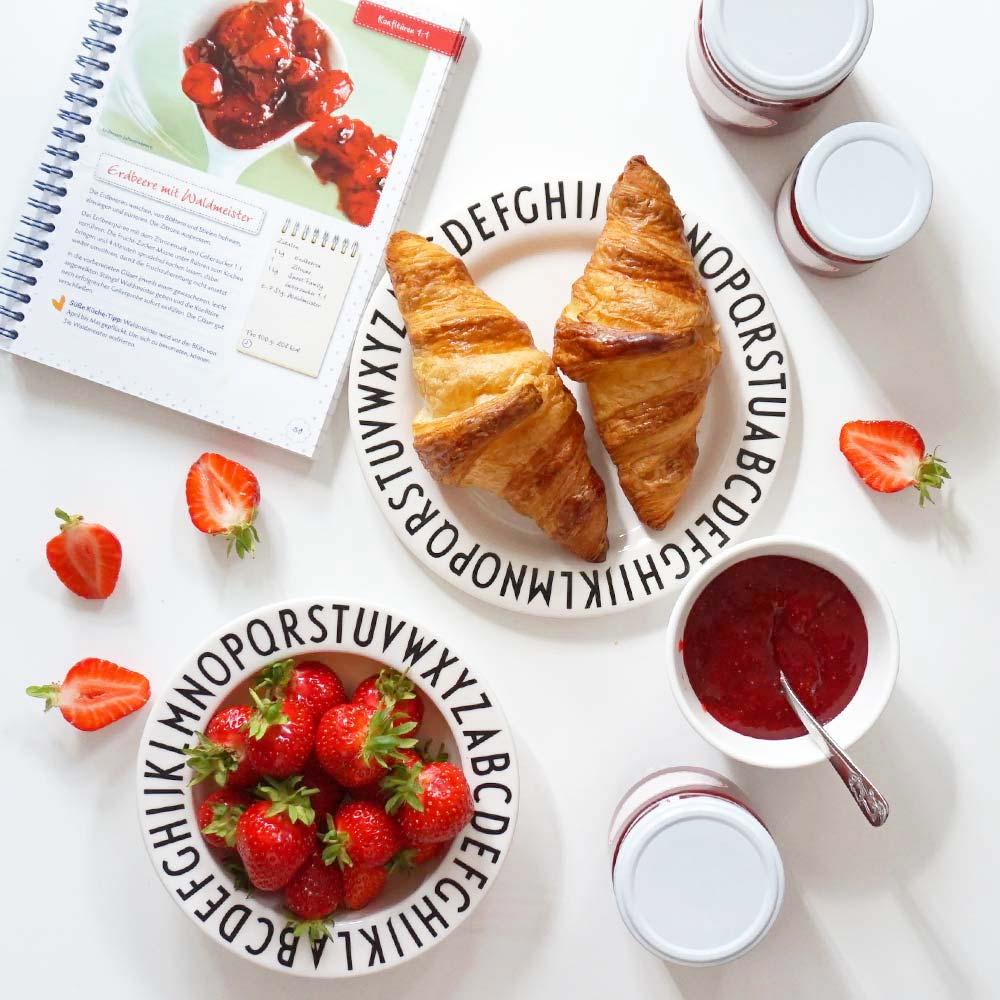 Unsere selbst gemachte Marmelade / Lilli & Luke