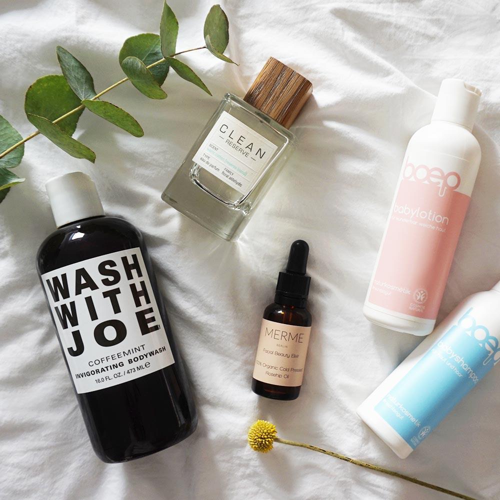 Haut und Körperpflege Favoriten / Lilli & Luke